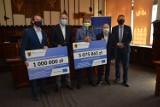 Dodatkowych ponad 5 mln zł na chojnicko-człuchowski projekt dotyczący deszczówki (zdjęcia)