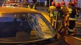 Tragiczny wypadek w Kaliszu. Nie żyje pieszy potrącony na ulicy Górnośląskiej. ZDJĘCIA