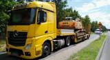 15 tysięcy złotych kary za niszczenie drogi. Pilski patrol ITD zatrzymał zbyt ciężki transport