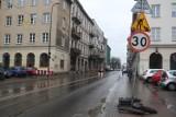 Zamknięty odcinek ul. Pomorskiej. Będzie remont i zmiany w komunikacji miejskiej