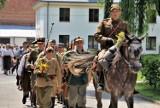 Inscenizacja w rocznicę wkroczenia oddziału AK do Szczebrzeszyna. Trzeba się tam wybrać!