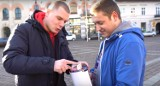 10 tys. zł w puszce wolontariusza WOŚP od youtubera! [WIDEO]