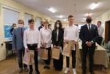 Gmina Gołuchów. Młodzież doceniona za osiągnięcia naukowe i sportowe