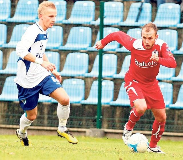 Sprowadzenie do ŁKS Bartosza Romańczuka okazało się transferowym strzałem w dziesiątkę.