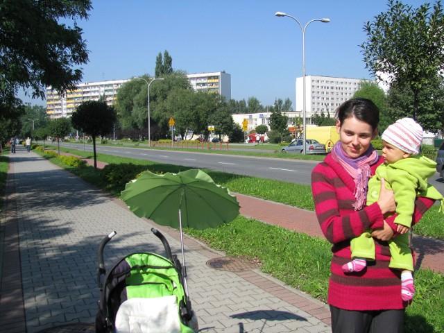 Potrzeba nam parku z prawdziwego zdarzenia –mówi Ilona Józik