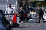 Dzikie tłumy we wrocławskich sklepach, czyli ostatnie zakupy przed Wielkanocą (ZDJĘCIA)