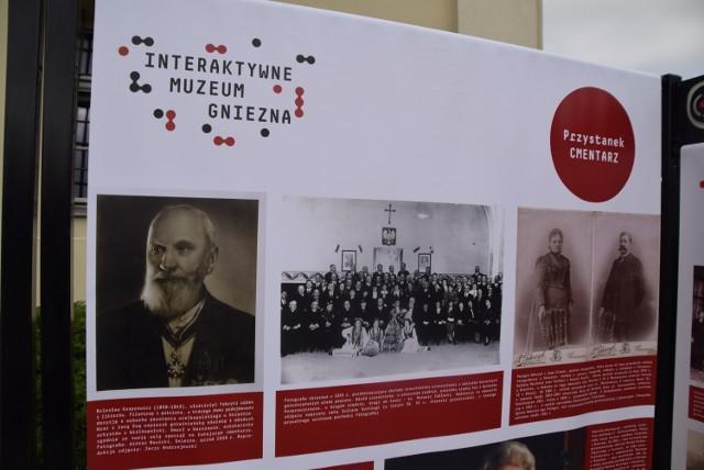 """""""Przystanek: Cmentarz"""" - wystawa plenerowa w Gnieźnie"""