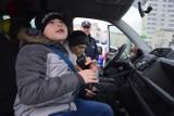 Ferie zimowe 2020 w Piotrkowie. Dzieci odwiedziły komendę policji [ZDJĘCIA, WIDEO]
