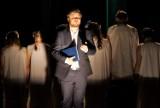 """Inowrocław. Premiera spektaklu """"Goplanicz - syn ziemi pszennej"""" w wykonaniu Inowrocławskiego Teatru Otwartego. Zdjęcia"""
