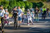 Ulice Kraśnika opanowali młodzi rolkarze. Podsumowanie wakacyjnych zajęć. Zobacz zdjęcia