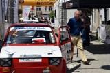 Wyścigowe maszyny prezentują się w centrum Gorlic. Jutro będą walczyć o zwycięstwo w 3 rundzie GSMP