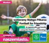 Wybieramy Małego Piłkarza w naszemiasto.pl. Wygraj koszulkę z autografem Roberta Lewandowskiego!