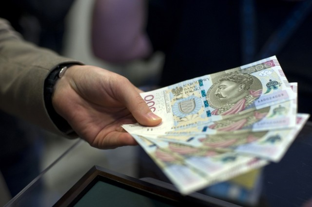 Banknot o największym nominale w Polsce to obecnie 500 zł.