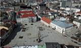 Rynek w Kielcach tylko dla pieszych i rowerzystów - zmiany już od poniedziałku!