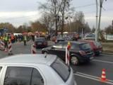 Wszystkich Świętych w Poznaniu. Organizacja ruchu wokół cmentarzy