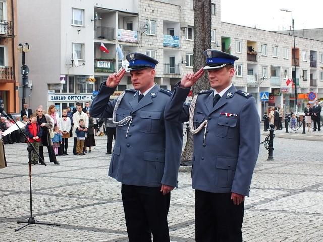 222. rocznica uchwalenia Konstytucji 3 maja w Kraśniku.