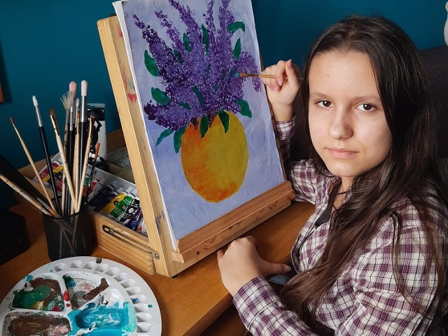 W kategorii klas IV-VIII wygrała praca Julii Kamińskiej, uczennicy klasy VI ze Szkoły Podstawowej nr 6 w Kwidzynie