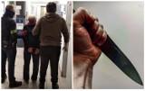 Katowice: Podczas bójki ugodził mężczyznę nożem w twarz! 29-latek z zarzutem usiłowania zabójstwa
