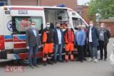 Inter Cars i mechanicy z powiatu krotoszyńskiego wsparli krotoszyński szpital [ZDJĘCIA + FILM]