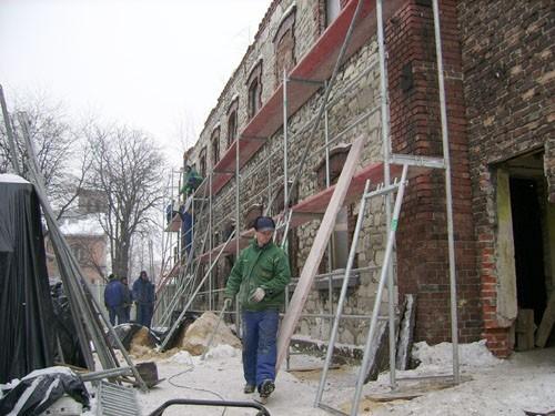 Czeladzkie Towarzystwo remontuje zabytkowy dom pokopalniany