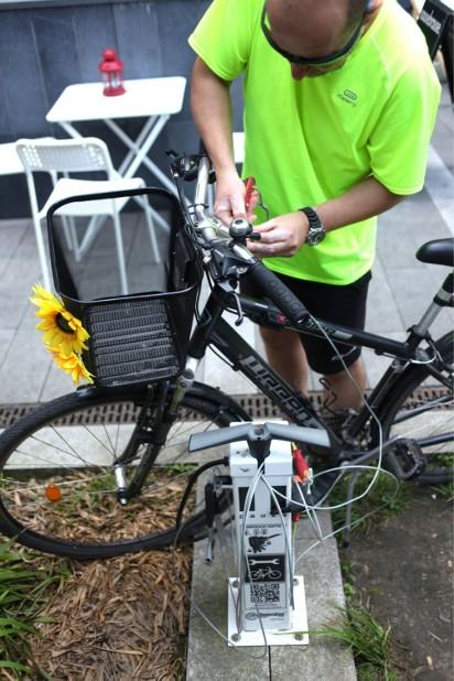 5b72697fadb1ed Miejski Serwis Rowerowy w Warszawie. Tu za darmo naprawią Twój rower ...