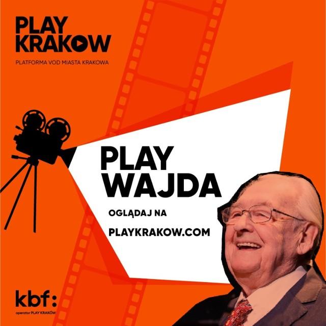 Kraków świętuje 95. urodziny Andrzeja Wajdy