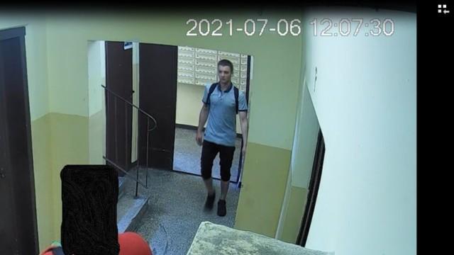Mężczyzna ukradł rower w Sosnowcu. Rozpoznajecie go?