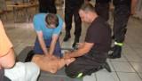 Strażacy  z gminy Krasnystaw przeszli szkolenie - mogą  udzielać pomocy przedmedycznej. Zobacz zdjęcia
