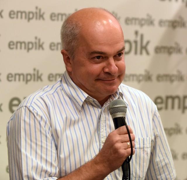 Tomasz Zimoch będzie nr 1 Koalicji Obywatelskiej w Łodzi.