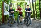 Miłośnicy jazdy na dwóch kółkach, musicie przetestować tę atrakcję! Leśny tor rowerowy w Zielonej Górze jest już otwarty. Jak wygląda?
