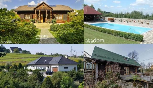 Najdroższe domy na sprzedaż w okolicach Bochni, 5.08.2021