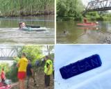 W Drwęcy w Brodnicy znaleziono klamrę od paska zaginionego ponad 2 lata temu Adriana Dudka. Zobaczcie zdjęcia