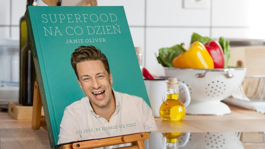 Zapachniało Kuchnią Jamie Oliver I Kulinarne Zabawy