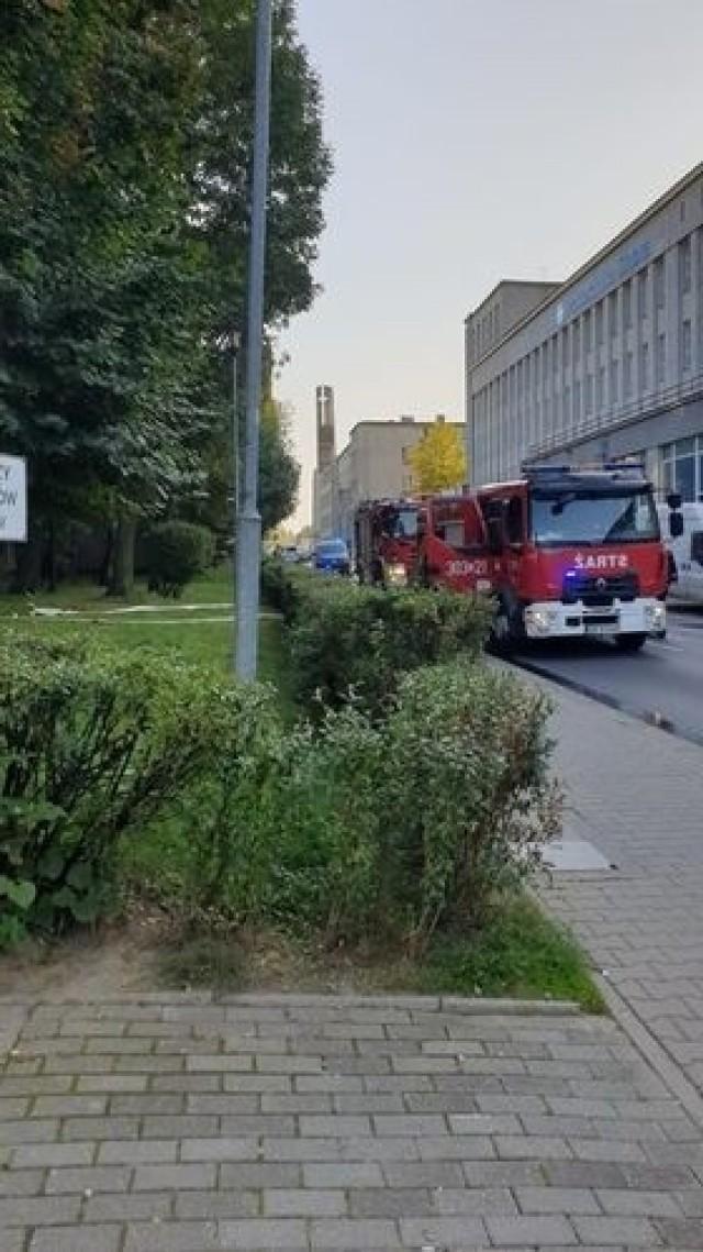 Pożar na Granicznej w Katowicach. Policja zatrzymała domniemanego podpalacza