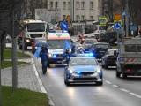 Łomża. Niebieski marsz przeszedł ulicami miasta [zdjęcia]