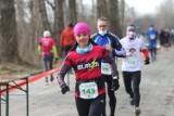 Bieg Zielone Borki 2021 w Katowicach. 200 zawodników startowało zgodnie z protokołem sanitarnym - zobacz ZDJĘCIA
