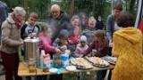 Piknik sąsiedzki w Chodzieży: Mieszkańcy ulicy Siejaka spotkali się przy kawie i grillu (ZDJĘCIA)