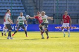 Wisła Kraków - Lechia Gdańsk 12.09.2021 r. Tomasz Kaczmarek zaczął, tak jak Piotr Stokowiec skończył. Lechia prowadziła 2:0 i nie wygrała