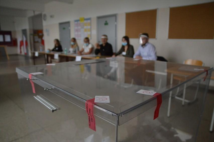 W powiecie bytowskim dwa incydenty podczas głosowania w II turze wyborów prezydenckich