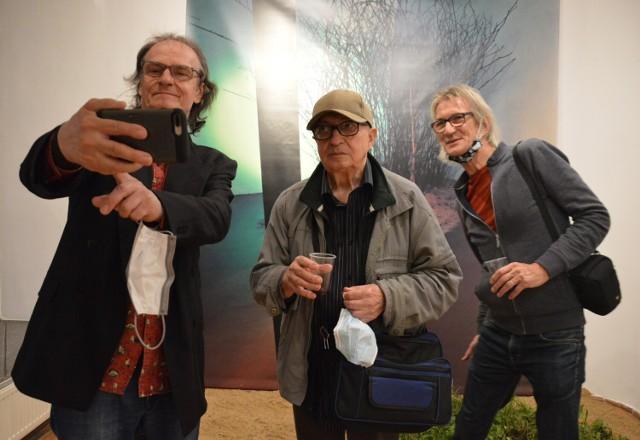 Wystawa Fredo Ojdy  w ODA w Piotrkowie. Wernisaż 3.09.2021