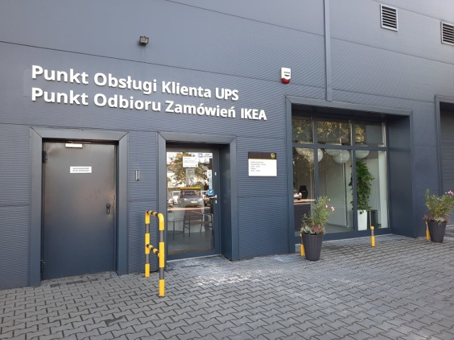 Punkt odbioru zamówień Ikea w Bielsku-Białej codziennie odwiedza ok. 70 osób