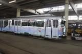 Tramwajowy Dzień Kobiet w zajezdni na ul. Telefonicznej