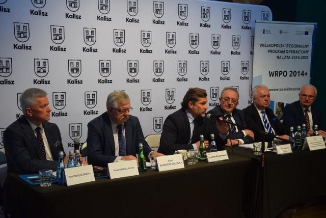 Wykorzystanie środków unijnych tematem spotkania sejmowej podkomisji w Kaliszu