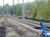 Budowa torowiska w Grudziadzu - zobacz postępy! (ZDJĘCIA)