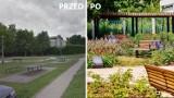 Kraków ma już 24 parki kieszonkowe. Jak wcześniej wyglądały te miejsca? Wyjątkowe porównanie [ZDJĘCIA]