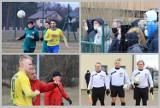 Polcalc Lubienianka Lubień Kujawski - Tłuchowia Tłuchowo 1:2 w 18. kolejce 5 ligi [zdjęcia, gol]