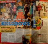 Nasze modelki w ogólnopolskiej prasie