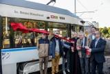 Dwaj błogosławieni oraz niemiecki antyfaszysta. Księża Bronisław Komorowski, Marian Górecki i Bruno Binnebesel patronami tramwajów