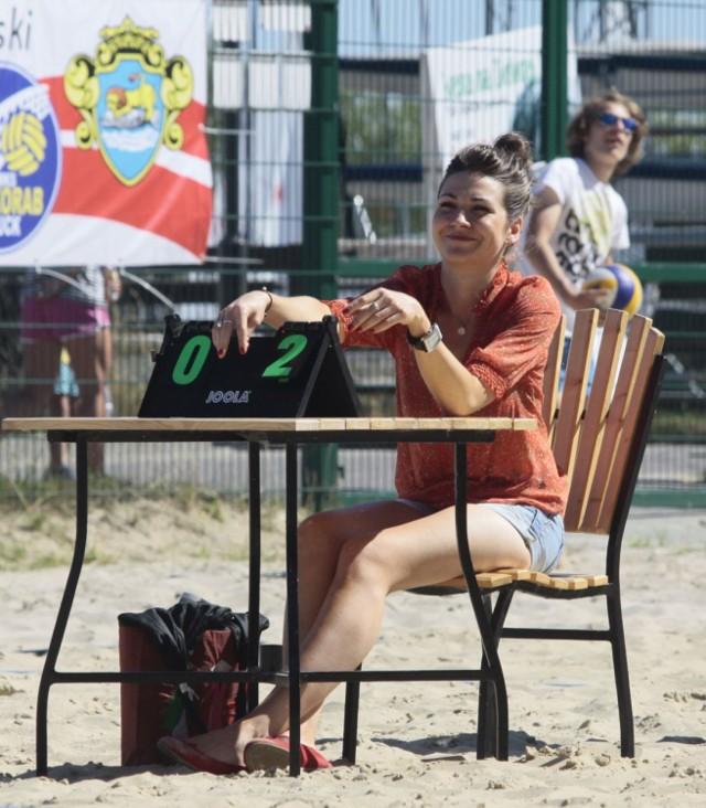 Mistrzostwa Pucka w siatkówce plażowej - Puck 2014