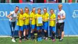 Żory: piłkarki ręczne mistrzyniami w... piłce nożnej. Kolejny sukces SP nr 13. Dziewczęta najlepsze na Śląsku